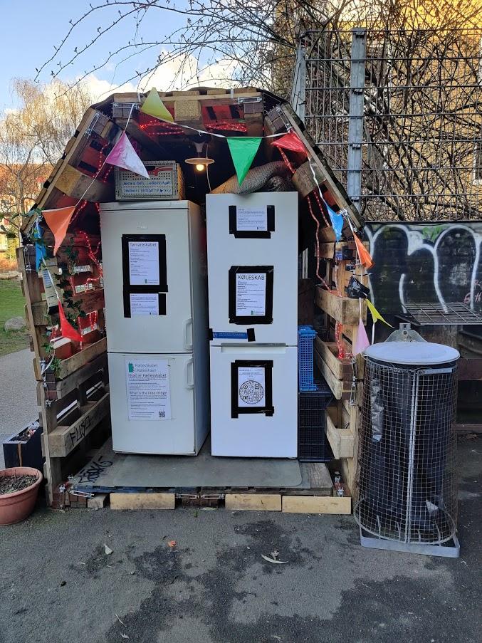 Our fridges